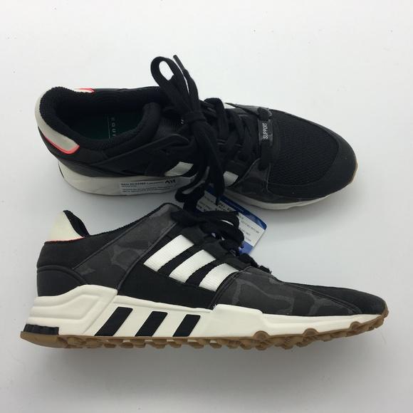 Adidas Mens Black BB1324 EQT 13 A19 x02460 e41d6ae4a6